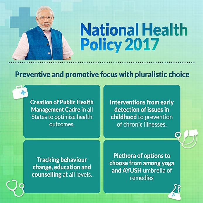 bharat ias - National Health Policy 2017