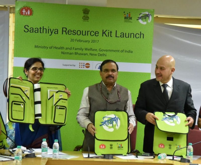 bharat ias - SAATHIYA' Resource Kit,